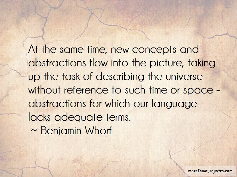 Benjamin Whorf Quotes Pictures 4