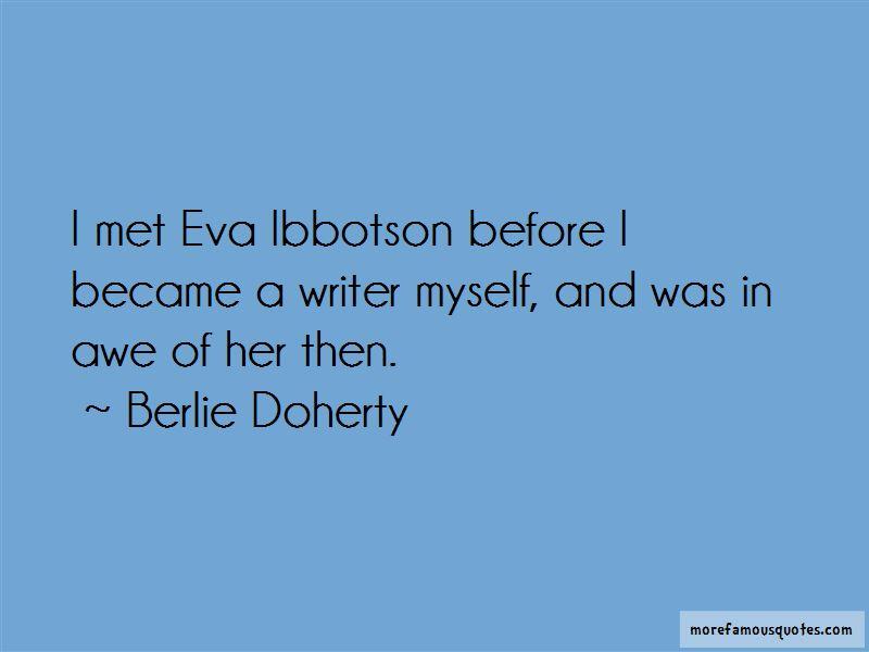 Berlie Doherty Quotes Pictures 4