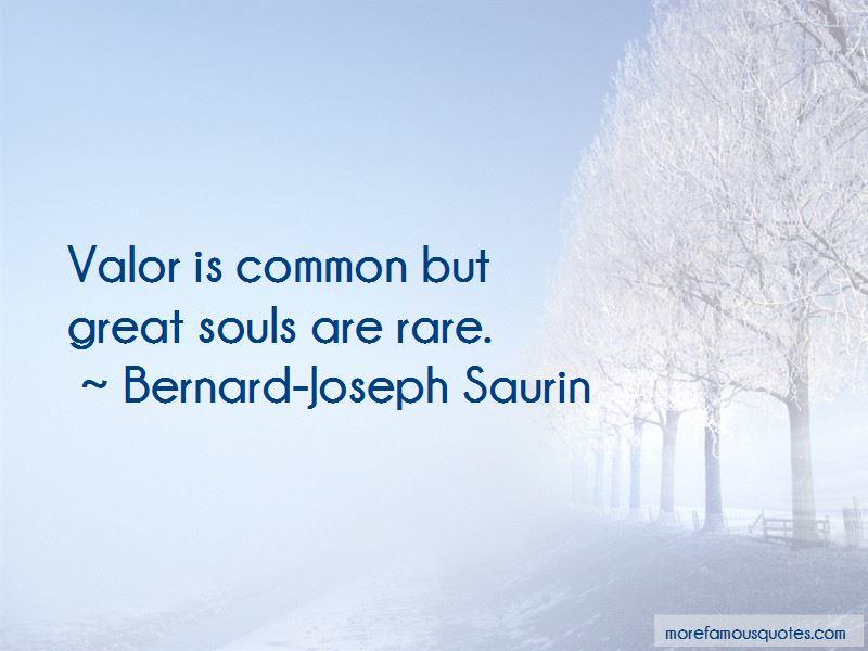 Bernard-Joseph Saurin Quotes Pictures 2