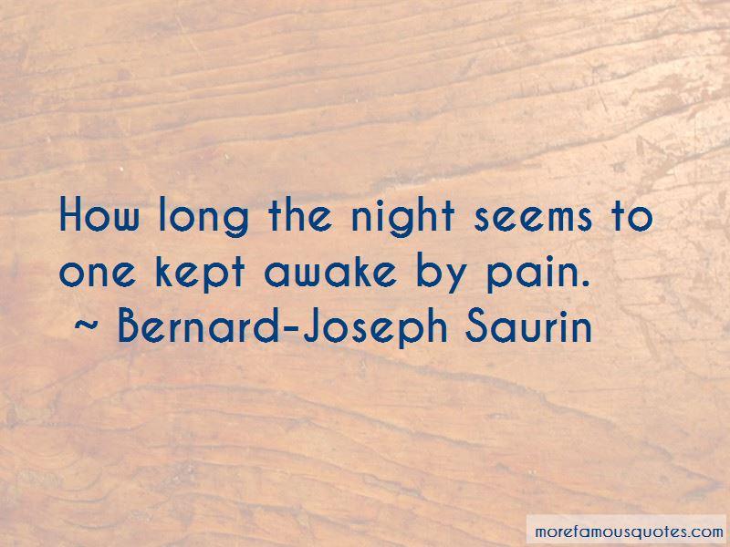 Bernard-Joseph Saurin Quotes Pictures 4