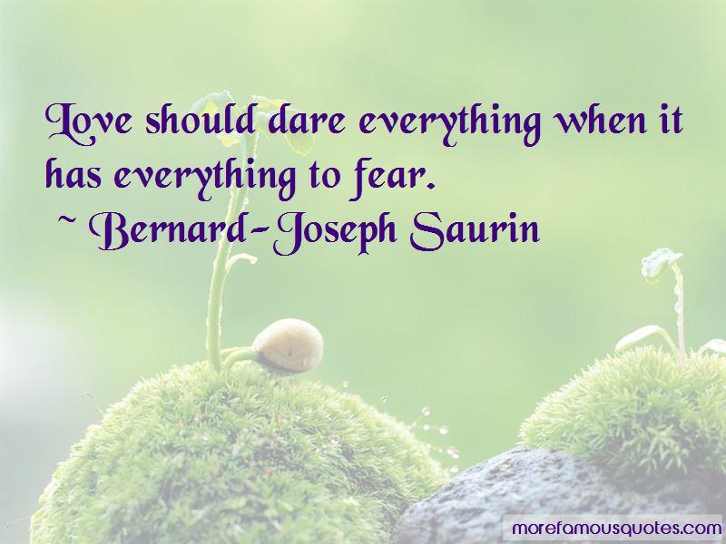 Bernard-Joseph Saurin Quotes