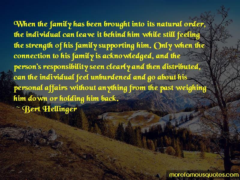 Bert Hellinger Quotes Pictures 3