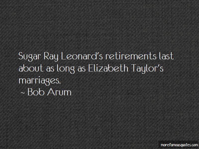 Bob Arum Quotes Pictures 2