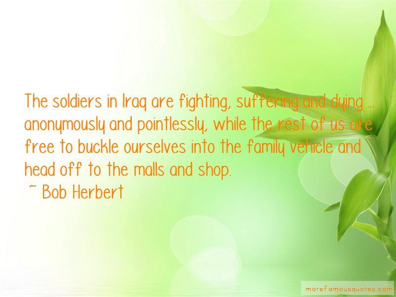 Bob Herbert Quotes