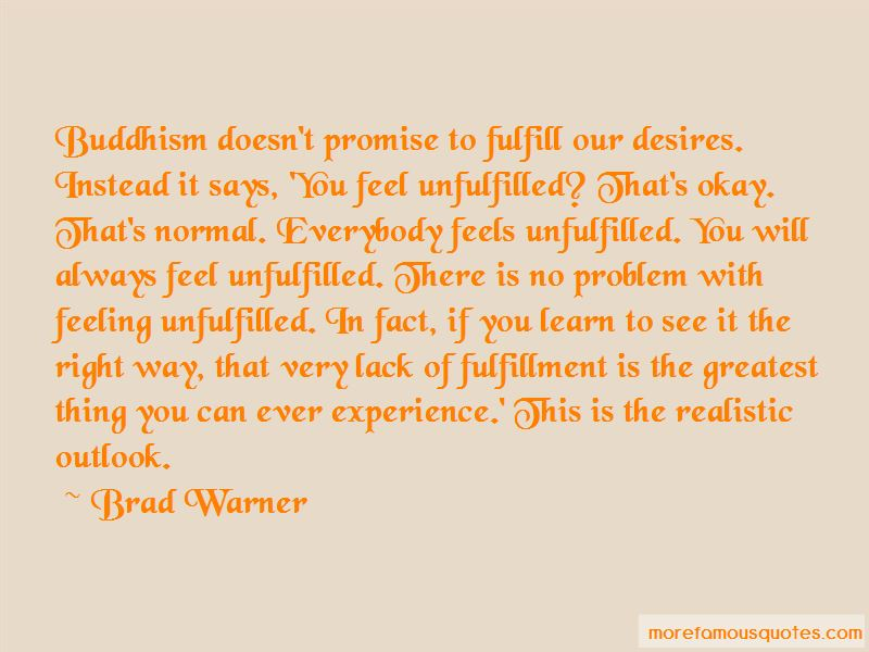 Brad Warner Quotes