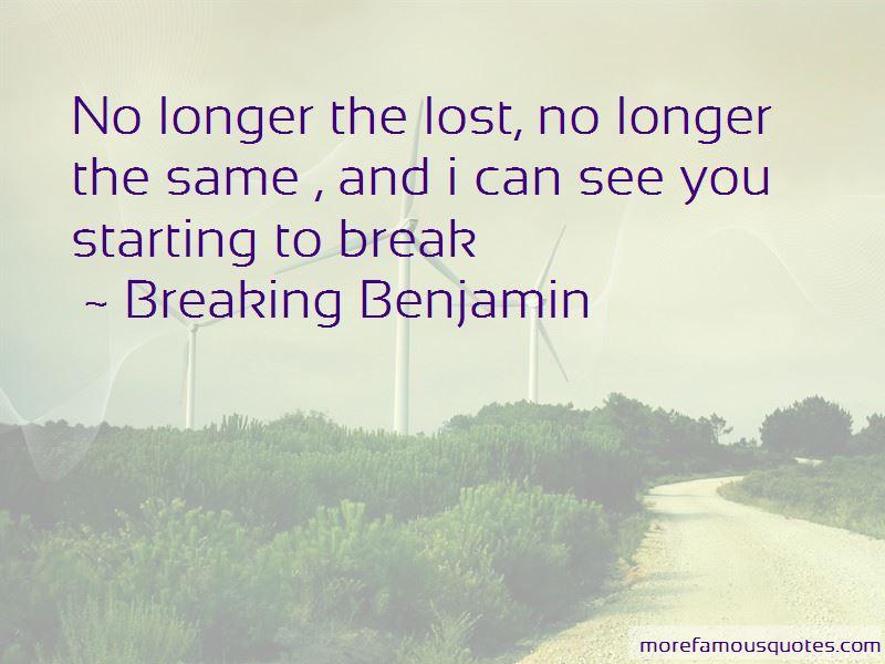 Breaking Benjamin Quotes Pictures 2