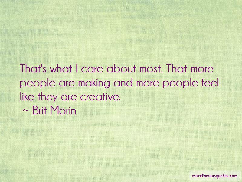 Brit Morin Quotes Pictures 2