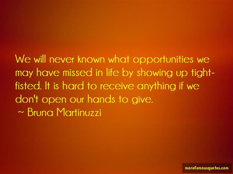 Bruna Martinuzzi Quotes