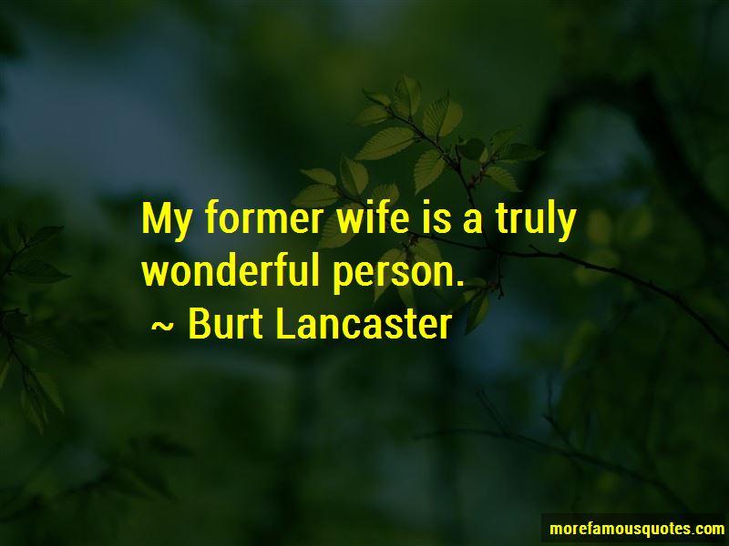 Burt Lancaster Quotes Pictures 4