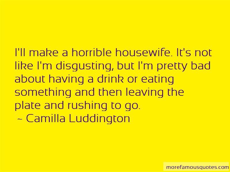 Camilla Luddington Quotes