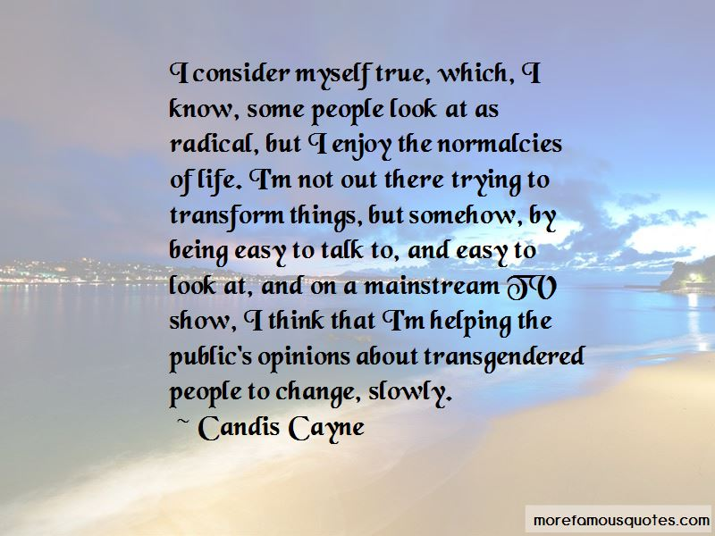 Candis Cayne Quotes Pictures 2