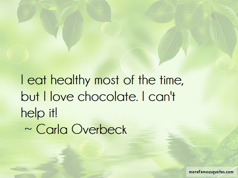 Carla Overbeck Quotes Pictures 2