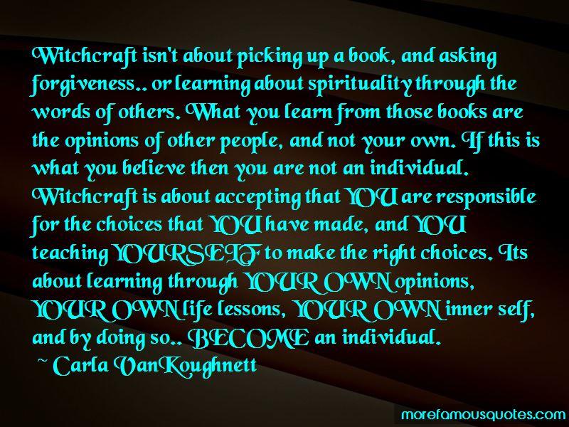 Carla VanKoughnett Quotes Pictures 4