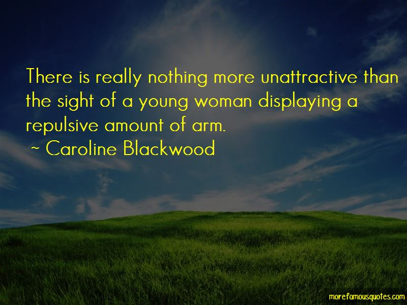 Caroline Blackwood Quotes Pictures 3