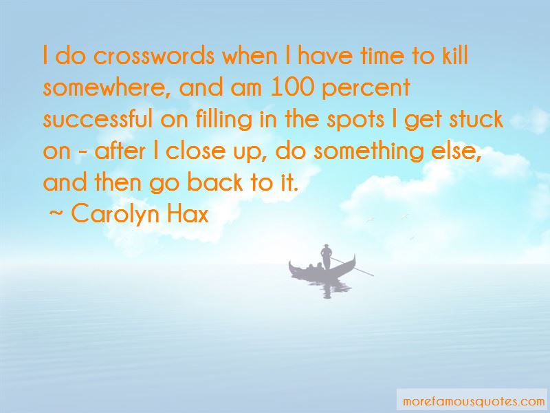 Carolyn Hax Quotes Pictures 2