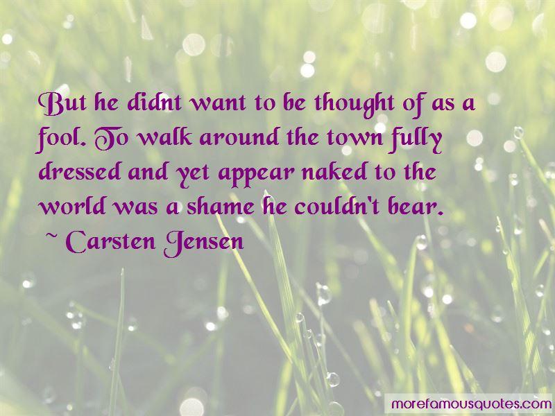 Carsten Jensen Quotes Pictures 2