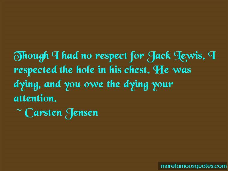 Carsten Jensen Quotes Pictures 3