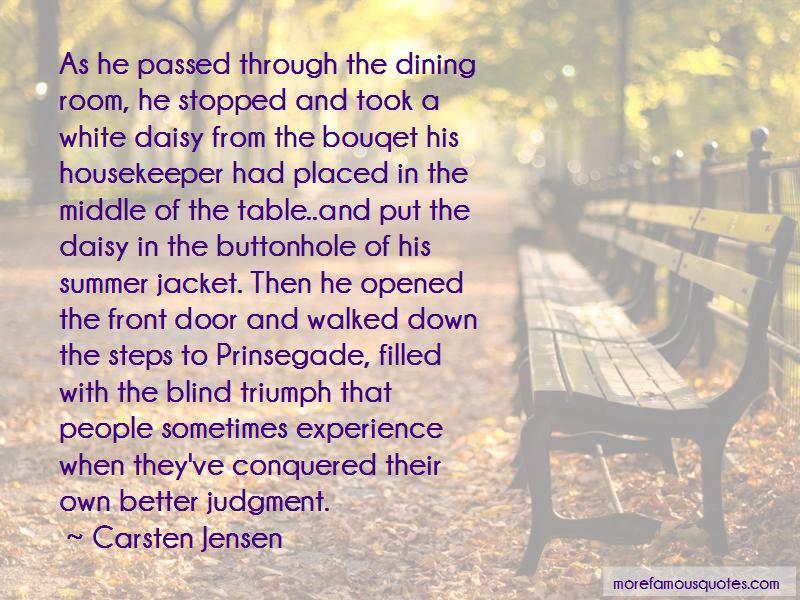 Carsten Jensen Quotes