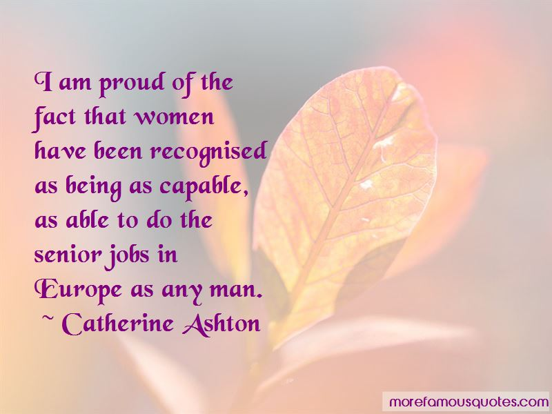 Catherine Ashton Quotes Pictures 2