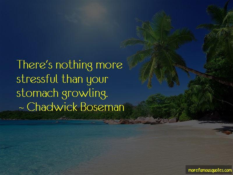 Chadwick Boseman Quotes