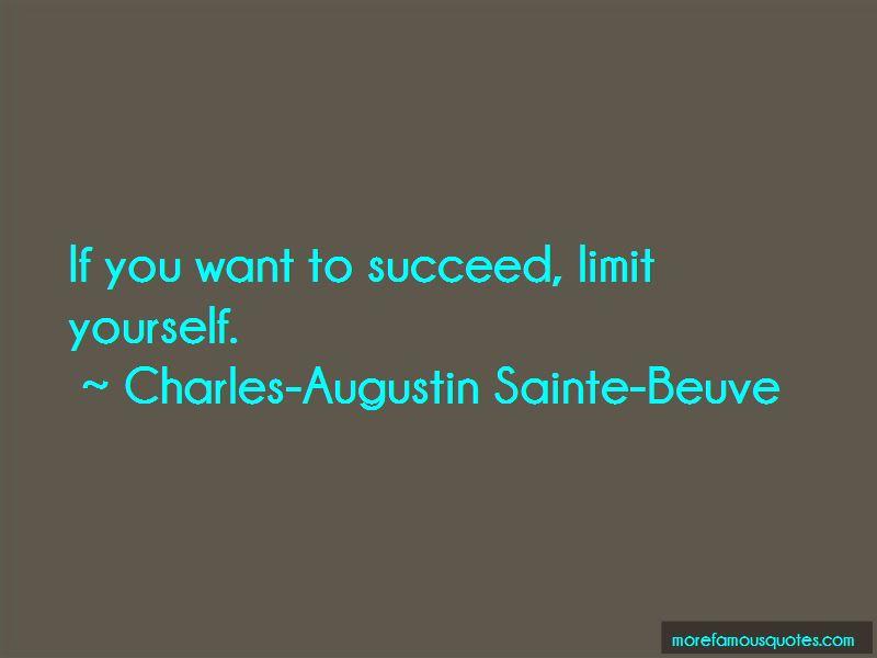 Charles-Augustin Sainte-Beuve Quotes Pictures 3
