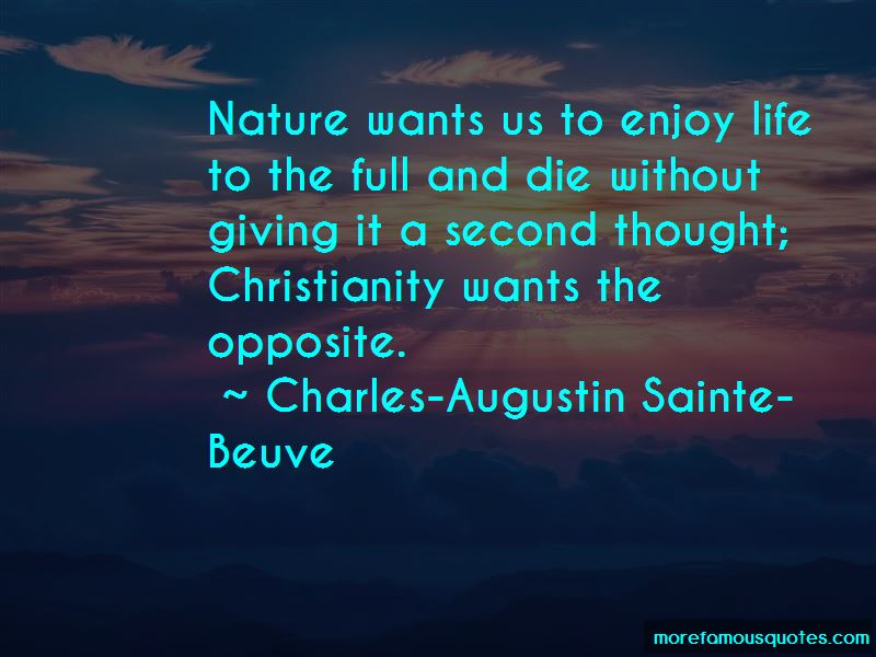 Charles-Augustin Sainte-Beuve Quotes Pictures 4
