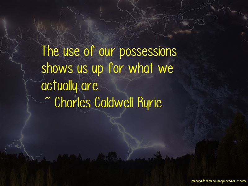 Charles Caldwell Ryrie Quotes Pictures 2