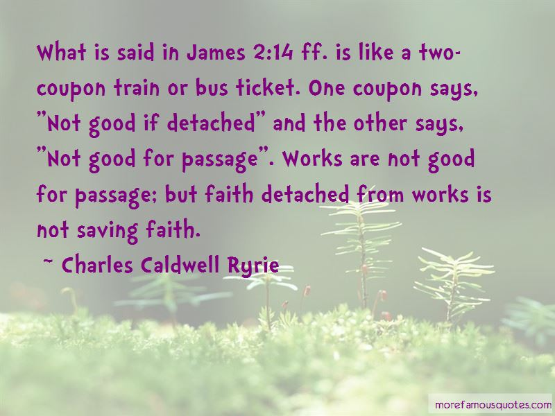 Charles Caldwell Ryrie Quotes Pictures 3