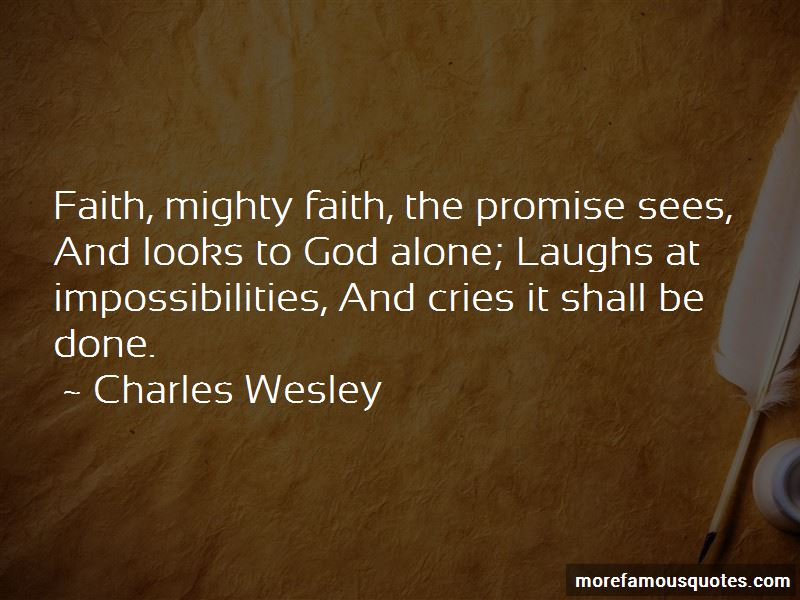 Charles Wesley Quotes Pictures 2