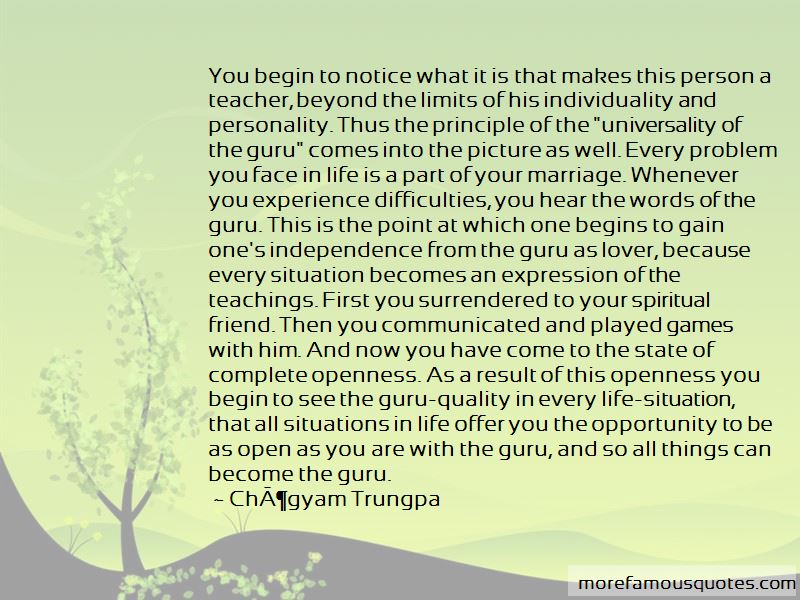 Chgyam Trungpa Quotes Pictures 4
