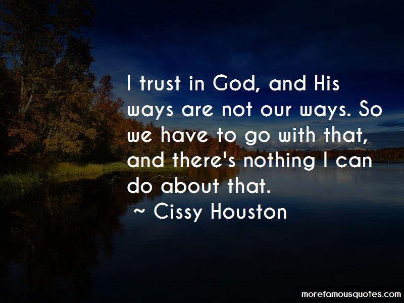 Cissy Houston Quotes Pictures 4