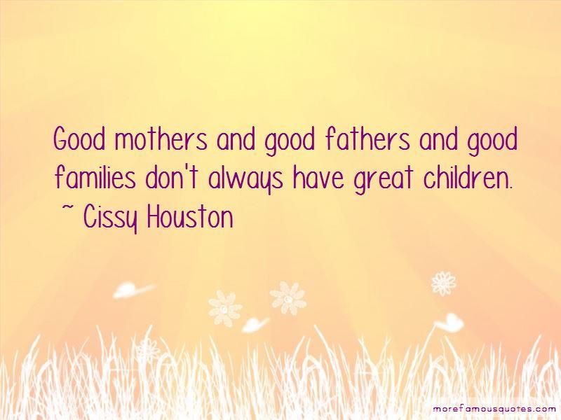 Cissy Houston Quotes