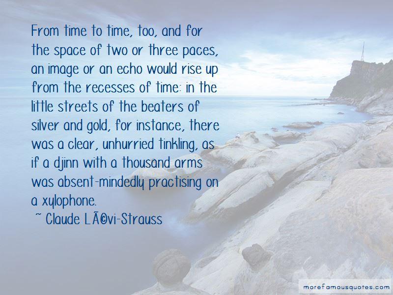 Claude-Levi-Strauss Quotes Pictures 3