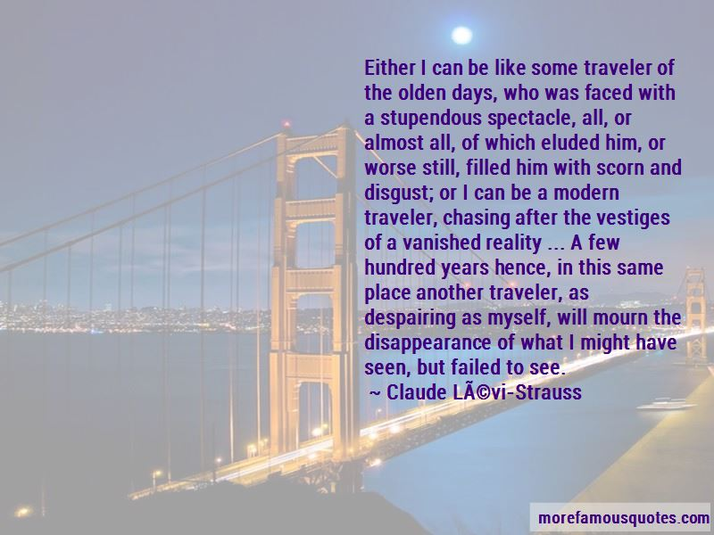 Claude-Levi-Strauss Quotes