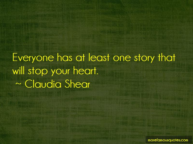 Claudia Shear Quotes Pictures 4