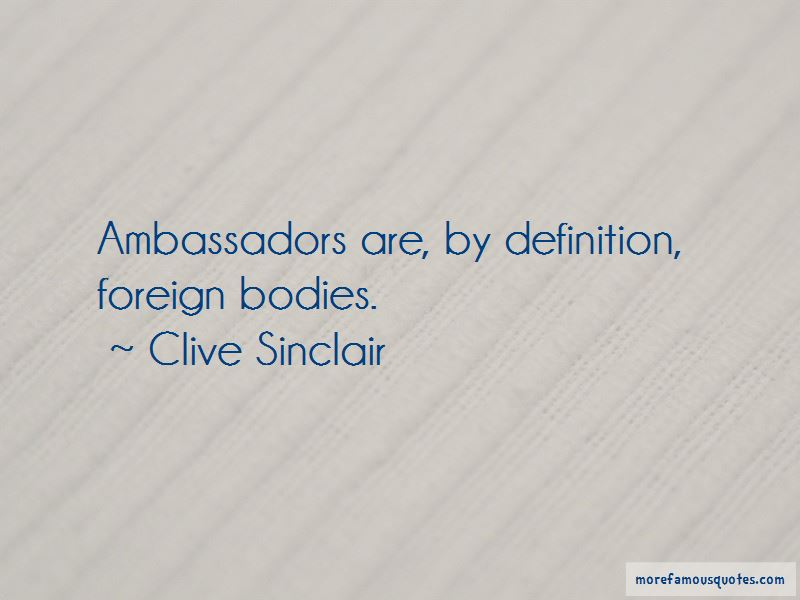Clive Sinclair Quotes Pictures 2