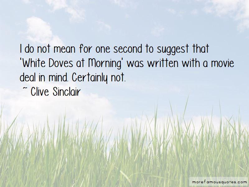 Clive Sinclair Quotes Pictures 3