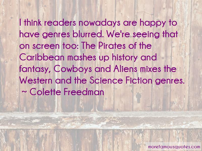 Colette Freedman Quotes Pictures 2