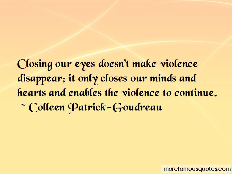 Colleen Patrick-Goudreau Quotes Pictures 2