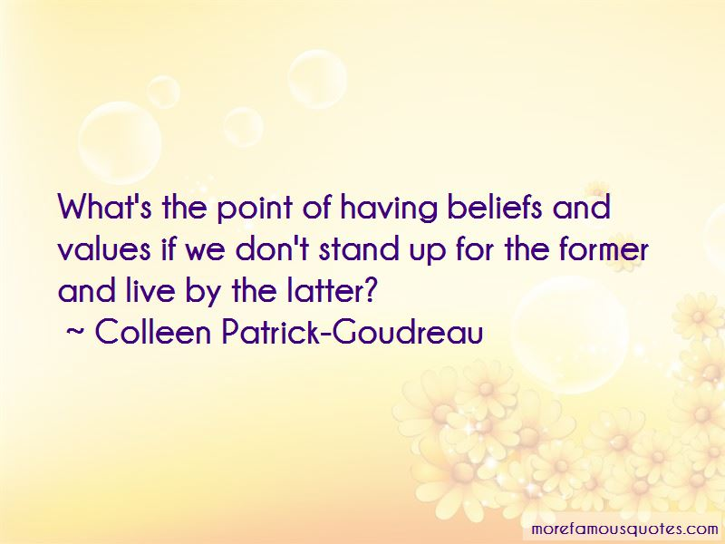 Colleen Patrick-Goudreau Quotes Pictures 3