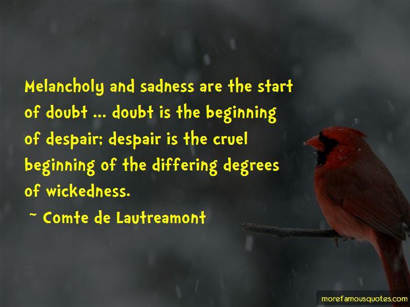 Comte De Lautreamont Quotes Pictures 2