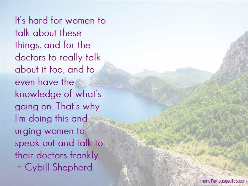 Cybill Shepherd Quotes Pictures 4