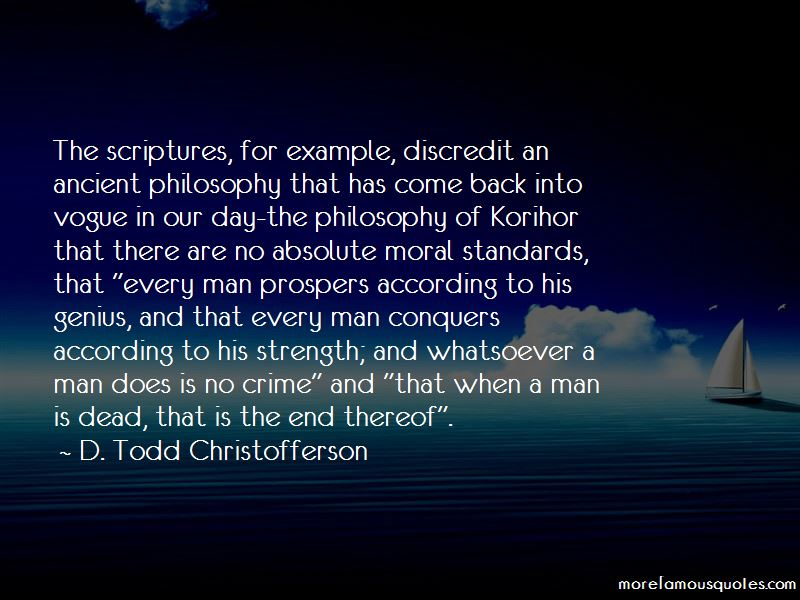 D. Todd Christofferson Quotes Pictures 3