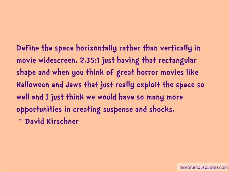 David Kirschner Quotes Pictures 3