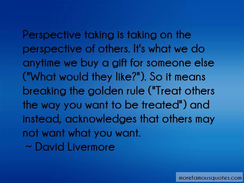 David Livermore Quotes Pictures 2