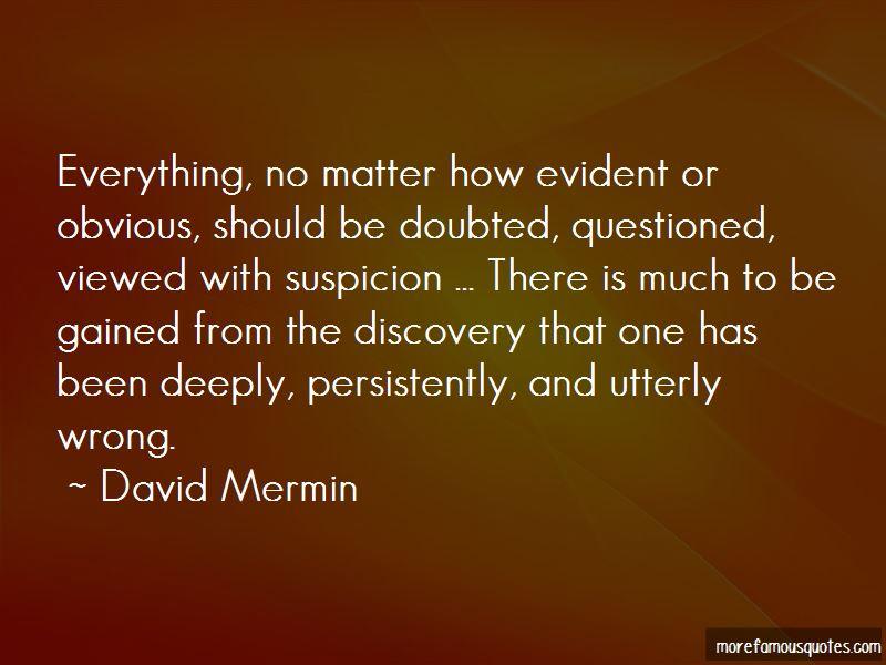 David Mermin Quotes Pictures 3