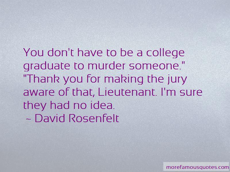 David Rosenfelt Quotes