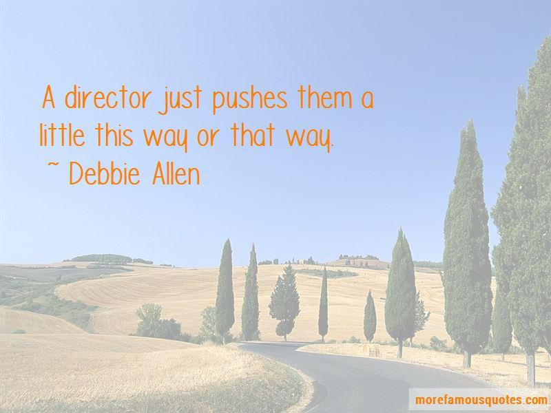Debbie Allen Quotes Pictures 3