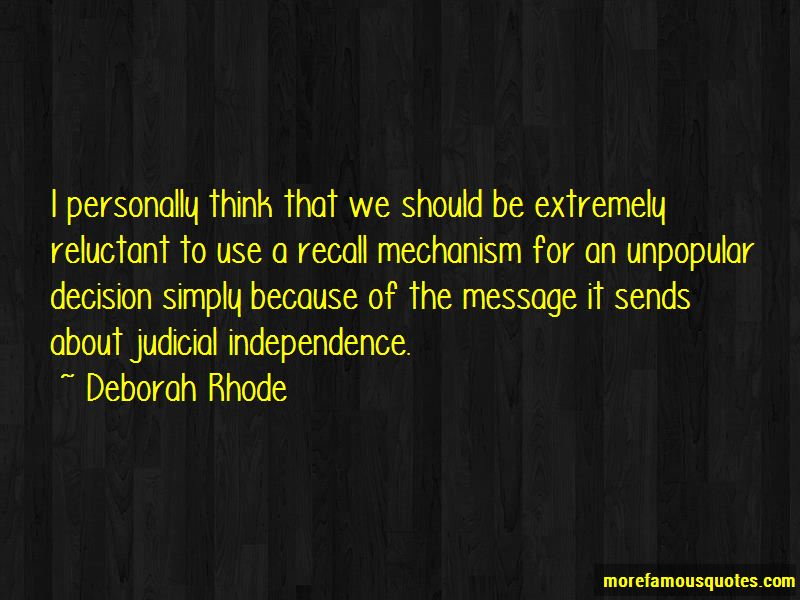 Deborah Rhode Quotes Pictures 2