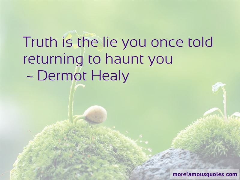 Dermot Healy Quotes Pictures 4